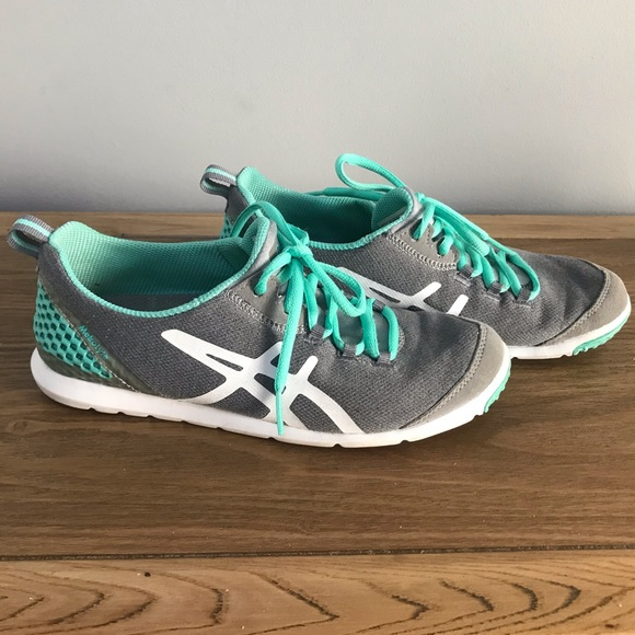 100f04eb ASICS MetroLyte Womens Walking Shoes Sneakers